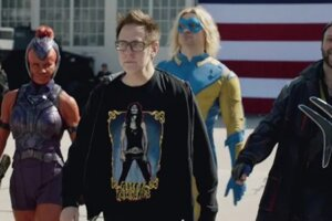 'Slash Film: James Gunn Explains the Major Differences Between Making Marvel and DC Films, 'Guardians 3' May Be His Last With Marvel'