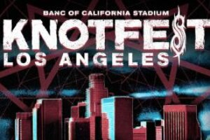 Slipknot, Killswitch Engage and more to play Knotfest Los Angeles