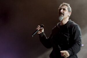 System Of A Down's Serj Tankian teases new solo track Cyber Criminal