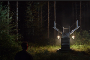 'The Stairs': Mysterious Set of Stairs Appears in the Middle of the Woods in Upcoming Horror Movie [Trailer]