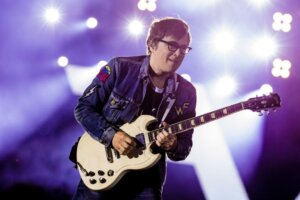 Weezer's Rivers Cuomo shares details on the band's 2022 four-album project