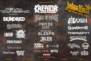 While She Sleeps, Loathe and Black Spiders subbed onto Bloodstock bill