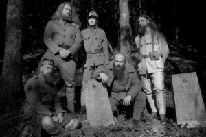 1914 – Pillars of Fire (The Battle of Messines) (Official Video)   Napalm Records
