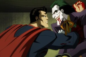 'Coming Soon: Injustice Animated Film Red Band Trailer Shows Superman's Brutality'