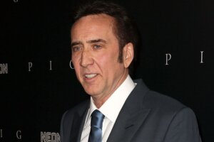 'Coming Soon: Nicolas Cage Says He Has No Plans to Retire From Acting'
