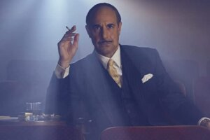 'Coming Soon: Stanley Tucci Cast as Clive Davis in TriStar's Whitney Houston Biopic'