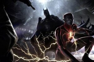 'Coming Soon: The Flash Director Andy Muschietti Shares Another Photo Teasing Batman'