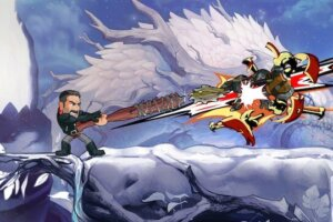 'Coming Soon: The Walking Dead's Negan and Maggie Join Brawlhalla'