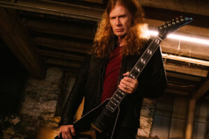 Dave Mustaine is Anti-Mask and Possibly Anti-Vaxx, Because of Course He Is | MetalSucks