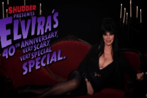 ELVIRA'S 40th ANNIVERSARY, VERY SCARY, VERY SPECIAL SPECIAL Debuts September 25th On Shudder