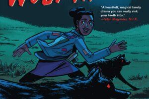 Exclusive Preview Pages from Olivia Stephens' New Graphic Novel ARTIE AND THE WOLF MOON – Daily Dead