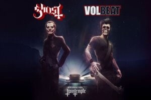 Ghost and Volbeat announce coheadline US arena tour