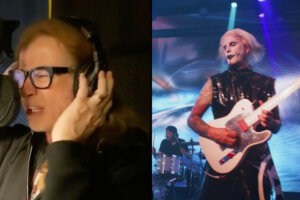 """JOHN 5 Recruits MEGADETH's Dave Mustaine For New Single """"Que Pasa"""""""