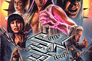 Long Lost Ozploitation Sci-Fi Heavy Metal Musical SONS OF STEEL Is Coming!