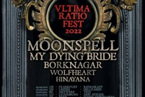 Metal Underground – Moonspell And My Dying Bride To Tour Europe With Borknagar, Wolfheart And Hinayana