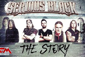"""Metal Underground – Serious Black Reveals New Album """"Vengeance Is Mine"""" Details; Releases """"The Story"""" Music Video"""