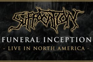 """Metal Underground – Suffocation To Release New Live Album """"Live In North America"""" In November; Uploads """"Funeral Inception"""" Video"""