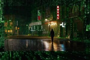 Screen Anarchy : THE MATRIX RESURRECTIONS Trailer Goes Back to Where it All Started