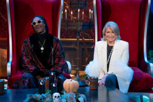 'Slash Film: Gruesome Twosome Snoop Dogg And Martha Stewart Are Cooking Up Something Special This Halloween'