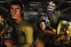 'Slash Film: The Daily Stream: Star Wars Rebels Is Some Of The Best Star Wars Ever. Period.'