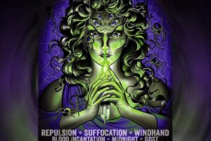 SUFFOCATION, WINDHAND & REPULSION Announced For Northwest Terror Fest 2022