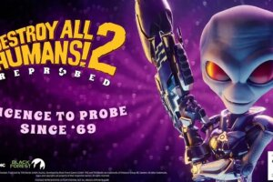 [Trailer] 'Destroy All Humans! 2 – Reprobed' Announced For PS5!