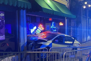 Two People Crashed Their Car Into A Venue After Being Ejected From A P.O.D. Show