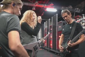Watch Megadeth play Hangar 18, Symphony Of Destruction, Peace Sells… in pre-tour rehearsals