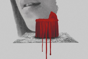 """""""Welcome to the Blumhouse"""": Poster for 'Madres' Gives Birth to a Bloody Nightmare [Exclusive]"""