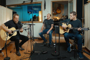 Airbag announce new live in the studio release