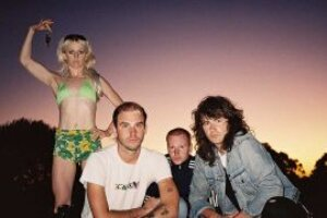 """Amyl And The Sniffers: """"I always thought Led Zeppelin were not real"""""""