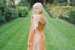 Aurora's new single Giving In To The Love is the best Kate Bush song you never heard