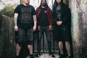 """BLACK HILL COVE Brings The D-Beat Beatdown With """"The Wolf"""""""