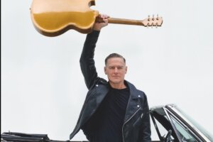 Bryan Adams shares title track from new album So Happy It Hurts, announces UK tour