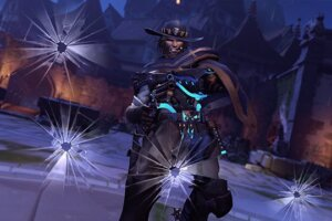 'Coming Soon: Blizzard Reveals New Name for Overwatch's Cowboy'