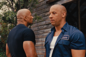 'Coming Soon: Dwayne Johnson Had A 'Meeting of Clarity' With Vin Diesel After Infamous Instagram Post'
