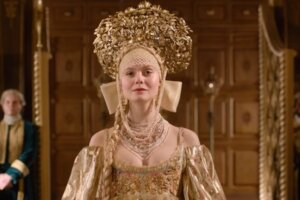 'Coming Soon: Elle Fanning Becomes the Mother of Russia in The Great Season 2 Trailer'