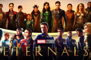 'Coming Soon: Eternals Runtime & Post-Credit Scenes Confirmed by Director Chloé Zhao'