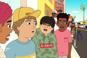 'Coming Soon: Fairfax Trailer Previews Amazon's Adult Animated Comedy Series'