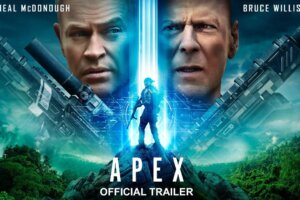 'Coming Soon: Futuristic Thriller Apex Starring Bruce Willis Gets First Trailer'