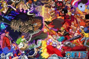 'Coming Soon: One Piece Releases New Visual to Celebrate Upcoming 1000th Episode'