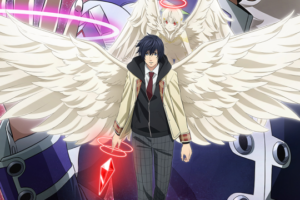 'Coming Soon: Platinum End Adds Three More Members to Cast'