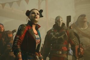 'Coming Soon: Suicide Squad Game Trailer Shows Off Corrupt Justice League'