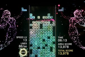'Coming Soon: Tetris Effect on Switch Trades Nearly Nothing for Its Portability'