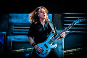 David Ellefson Gives First Interview Since Being Fired From MEGADETH