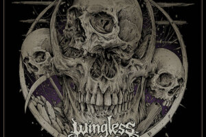 Doomed Nation – Wingless stream their fourth full-length album »Nonconform«, out now via Selfmadegod Records