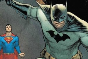 """'FRESH Movie Trailers: INJUSTICE """"Batman and Superman Team Up"""" Clip (2021)'"""