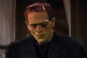 Halloween Treat Shows What the Universal Monsters Classics Would Look Like in Color [Video]