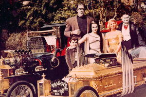 Herman Munster Racing is Coming to Rob Zombie's 'The Munsters'