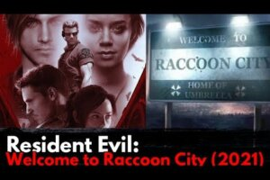 JoBlo: RESIDENT EVIL: WELCOME TO RACCOON CITY Trailer (2021)